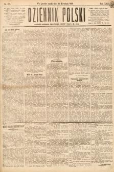 Dziennik Polski. 1889, nr100