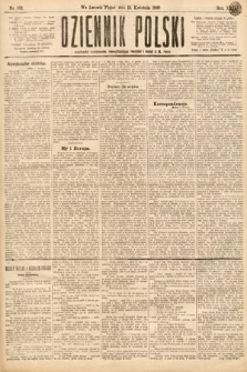 Dziennik Polski. 1889, nr102