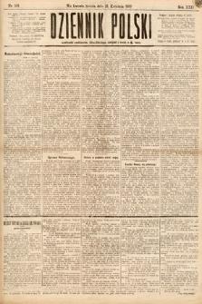Dziennik Polski. 1889, nr103