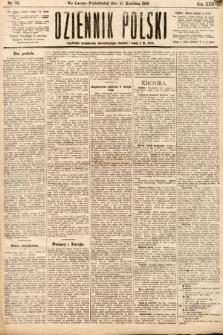 Dziennik Polski. 1889, nr105