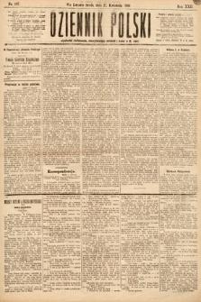Dziennik Polski. 1889, nr107