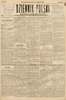Dziennik Polski. 1889, nr108