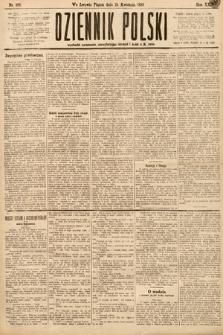 Dziennik Polski. 1889, nr109