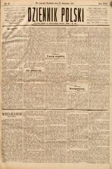 Dziennik Polski. 1889, nr111