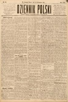 Dziennik Polski. 1889, nr112