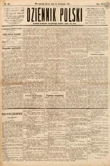 Dziennik Polski. 1889, nr113
