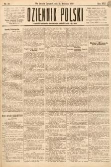 Dziennik Polski. 1889, nr114