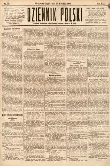Dziennik Polski. 1889, nr115