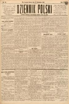 Dziennik Polski. 1889, nr116