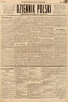Dziennik Polski. 1889, nr117