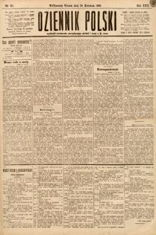 Dziennik Polski. 1889, nr119