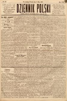 Dziennik Polski. 1889, nr126