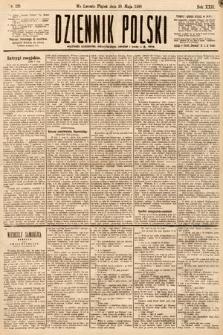 Dziennik Polski. 1889, nr129