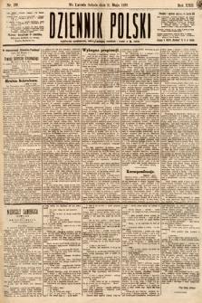 Dziennik Polski. 1889, nr130