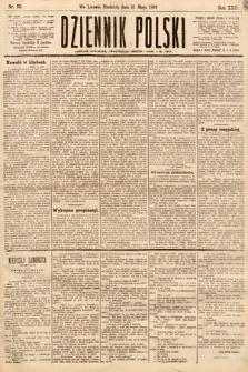 Dziennik Polski. 1889, nr131