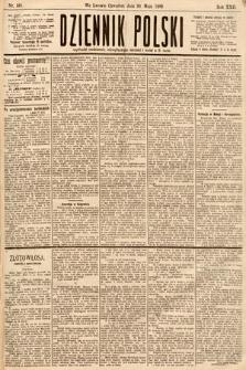 Dziennik Polski. 1889, nr149