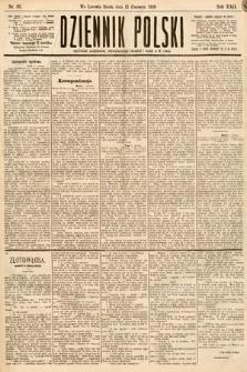 Dziennik Polski. 1889, nr161