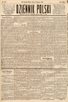 Dziennik Polski. 1889, nr163