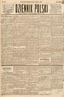 Dziennik Polski. 1889, nr165