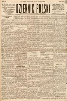 Dziennik Polski. 1889, nr166