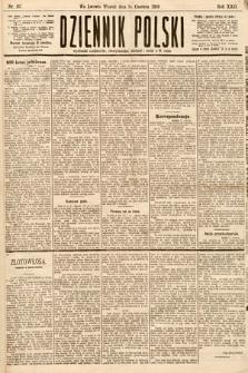 Dziennik Polski. 1889, nr167