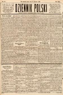 Dziennik Polski. 1889, nr168
