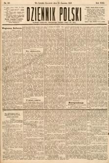 Dziennik Polski. 1889, nr169