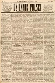 Dziennik Polski. 1889, nr173