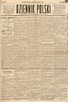 Dziennik Polski. 1889, nr175