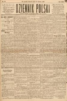 Dziennik Polski. 1889, nr176