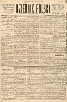 Dziennik Polski. 1889, nr177