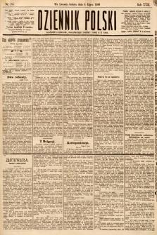 Dziennik Polski. 1889, nr185