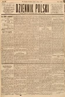 Dziennik Polski. 1889, nr186