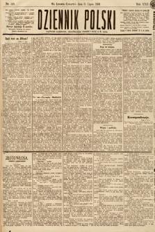Dziennik Polski. 1889, nr190