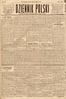 Dziennik Polski. 1889, nr192