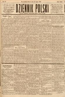 Dziennik Polski. 1889, nr195
