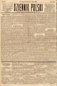 Dziennik Polski. 1889, nr198