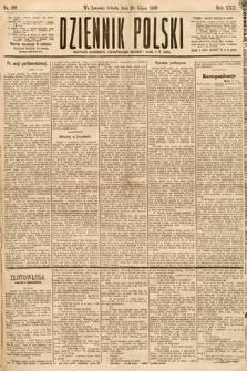 Dziennik Polski. 1889, nr199
