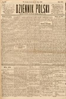 Dziennik Polski. 1889, nr203