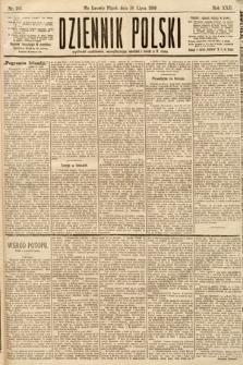 Dziennik Polski. 1889, nr205