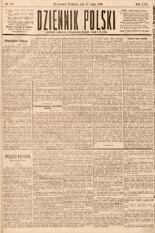 Dziennik Polski. 1889, nr207