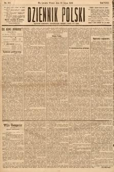 Dziennik Polski. 1889, nr209