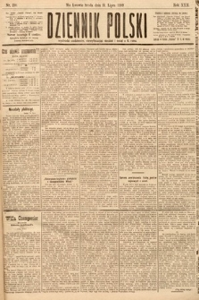 Dziennik Polski. 1889, nr210