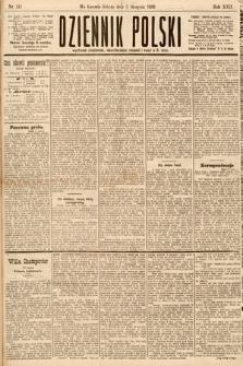Dziennik Polski. 1889, nr213