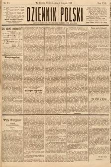 Dziennik Polski. 1889, nr214