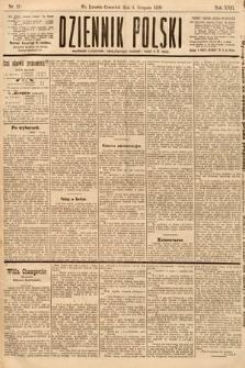 Dziennik Polski. 1889, nr218