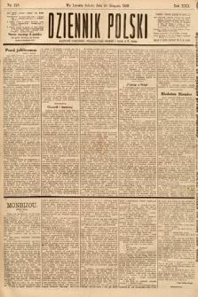 Dziennik Polski. 1889, nr220