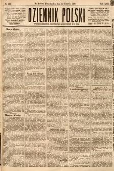 Dziennik Polski. 1889, nr222