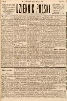 Dziennik Polski. 1889, nr227