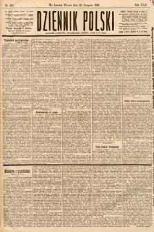 Dziennik Polski. 1889, nr230